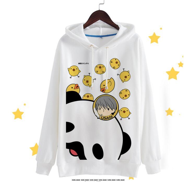 Junjou Junjo Romantica Usami Akihiko Cos Halloween Party Autumn and Winter Fun Polyester Hoodies re-make Harajuku Sweatshirts