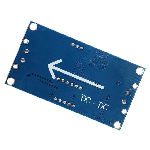 LM2596 LM2596S LEDVoltmeter DC to DC Step Down Adjustable Power Supply Module With Digital Display 4V – 40V to 1.25V – 37V 3A