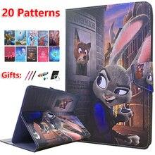 Универсальный чехол для Alcatel ONETOUCH ONE TOUCH Pixi 3/1T 10 8082/POP 4/A3 4G 10 10,1 дюймов планшет из искусственной кожи чехол Бесплатный подарок
