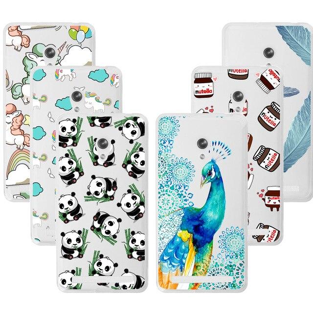 promo code a0b75 869e8 US $1.51 24% OFF Fashion Design Soft TPU Case For Asus Zenfone 5 A501CG  A500CG Soft Silicone Cover Phone Cases For Asus Zenfone 5 Zenfone5-in  Fitted ...