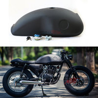 NEW MOJAVE FUEL TANK 750 CAFE RACER TANK BLANK IRON TANK FILLER CAP 10 Liters