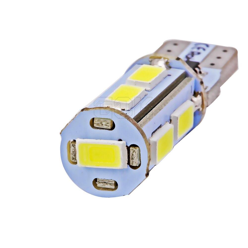 6PCS / LOT T10 vodio strobo visoke kvalitete t10 9led bljeskalicu w5w - Svjetla automobila - Foto 5