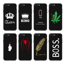 Black Matte Covers For iPhone XS Max Case Luxury Silicone Ultra Thin Coques SE 5S 6 6S 7 8 Plus X XR Cases Capa