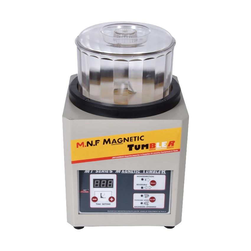 Lucidatrice magnetica del metallo MT-180B 500g 110V / 220V - Utensili elettrici - Fotografia 2
