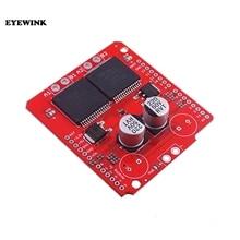 10pcs VNH2SP30= VNH3SP30 Moto Shield Full Bridge Stepper Motor Driver Module High Current 30A  For Arduino Replaced L298N