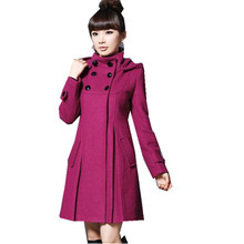 New Fashion Long Trench Coat For Women 2019 Spring Autumn