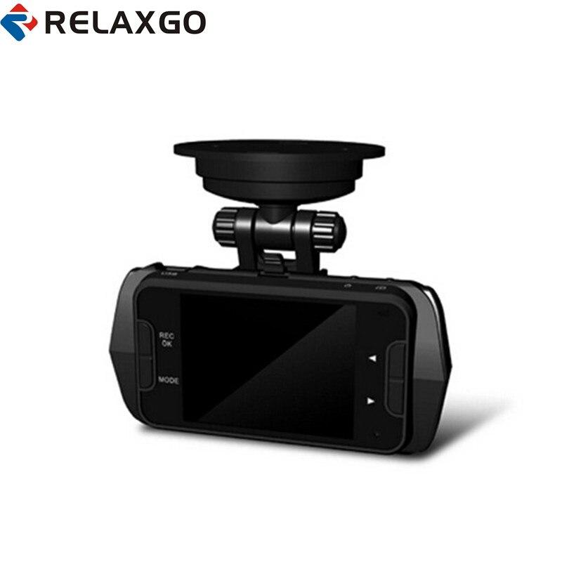 Relaxgo 2 5 inch mini car camera dvr video recorder car dash camera 1080p car DVRs