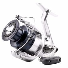 2018 New Arrival Original SHIMANO NEXAVE 1000 2500 C3000 4000 5000HG Low Gear Ratio Front Drag 4BB Saltwater Carp Fishing Reel(China)