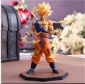 Hot Japanese Anime Dragon Ball Z de dibujos animados figura de Goku colección figura de acción de los gouku modelo decoración regalo de los niños