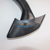Car styling! The Old type of Car Exhaust Pipe all made from Carbin Fiber For B*W X6 08 13 Exhaust Muffler Tips Accessories