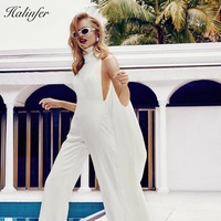 Halinfer 2019 new summer women Underwear sexy bodycon O neck bandage dress formal homecoming party black Underwear vestidos