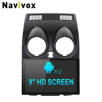 Navivox 9 2 Din Car Radio Gps Android 7 1 2 Car GPS Navigation Stereo Audio