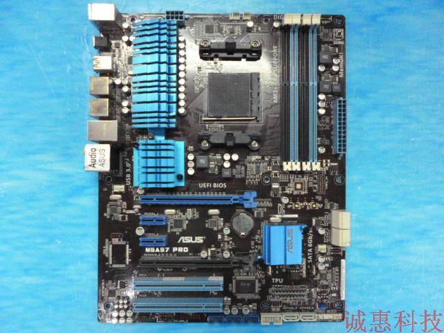 M5A97 PRO 970 motherboard AM3 + all solid capacitors