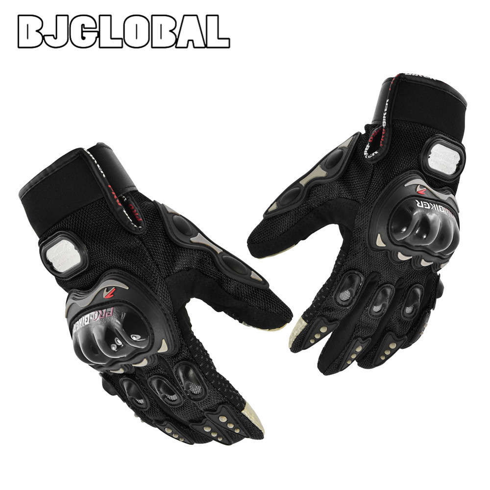 Motorcycle gloves xl - Pro Biker Motorcycle Gloves Full Finger Knight Riding Motorcross Sport Gloves Cycling Washable Moto Guantes Glove Black M L Xl