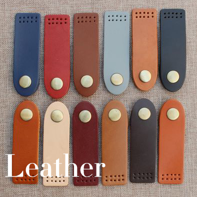 2016 New DIY First layer of cowhide genuine leather Hasp Purse Frame circarc snap button (10 pieces/lot)