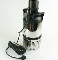 stainless steel 40w 16000L/h submersible water pump koi fish pond water circulation pump