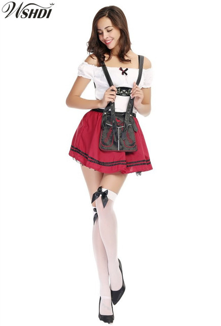 sexy damen oktoberfest kost me deutschland dirne outfits bier maid cosplay kost me f r frauen. Black Bedroom Furniture Sets. Home Design Ideas