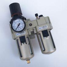 AC4010-06 Тип SMC 3/4 »Порт Источника Воздуха Лечебное FRL Комбинация