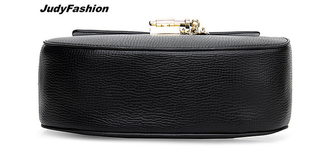 New Luxury designer Fashion vintage ladies saddle bag women's purse women shoulder handbag messenger bag across body Wholesell