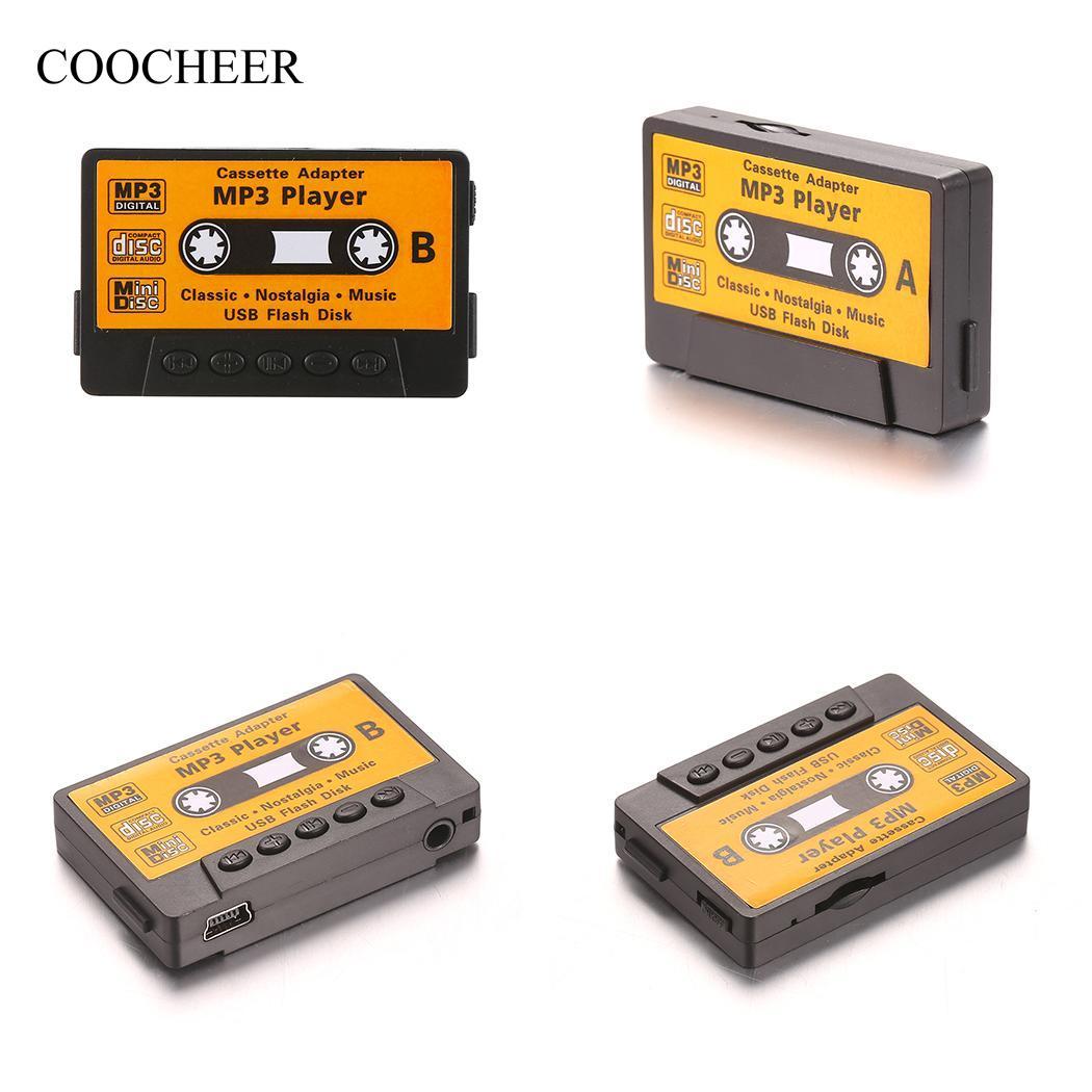 Mp4 Player Karte Stilvolle Cassette Stil Tragbare Usb Mp3 Mp4 Mini Musik-player Mit Tf Neue Slot Freigabepreis Tragbares Audio & Video