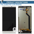 Original For CUBOT H2 LCD Display And Touch Screen Perfect Repair Parts For CUBOT H2 Digital Accessory