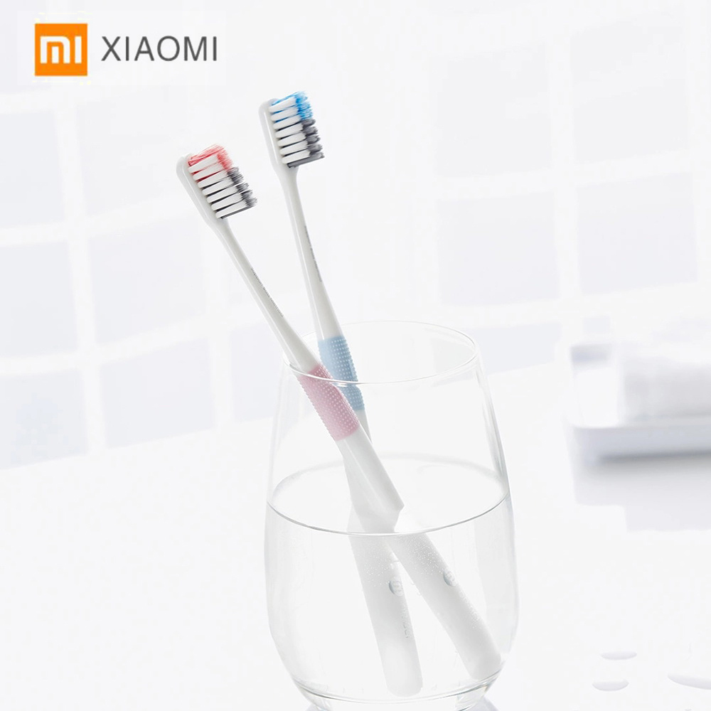 Xiaomi Doctor B Tooth Mi Bass Method Sandwish-bedded Better Brush Wire 4 Colors NO Including Travel Box