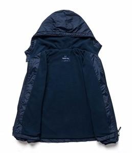 Image 4 - Chaquetas de lana impermeables para bebés, ropa de abrigo para niños, trajes para niños de 3 a 14 años