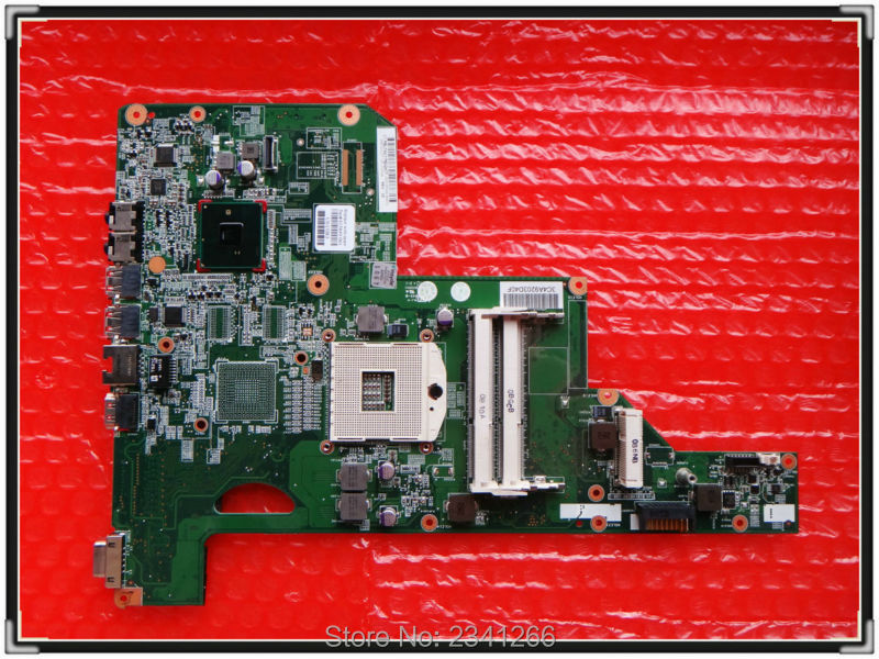 ФОТО 615849-001 for HP G72 CQ72 Laptop Motherboard G72 NOTEBOOK HM55 integrated DDR3 100% Tested