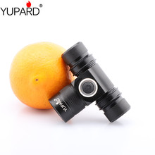 YUPARD  XM-L2 LED Headlamp Headlight 2 Mode Waterproof super T6 high power bright Camping Hunting rechargeable 18650 battery