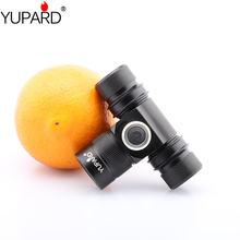 Светодиодный налобный фонарь yupard xm l2 led t6 водонепроницаемый