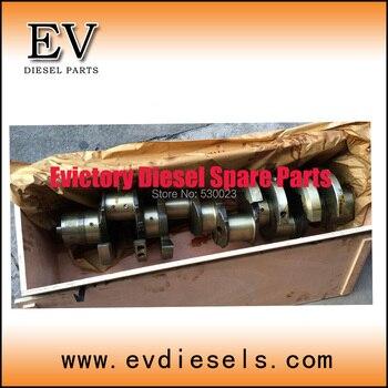 Crankshaft for Hino EF550 crankshaft 13400-1960