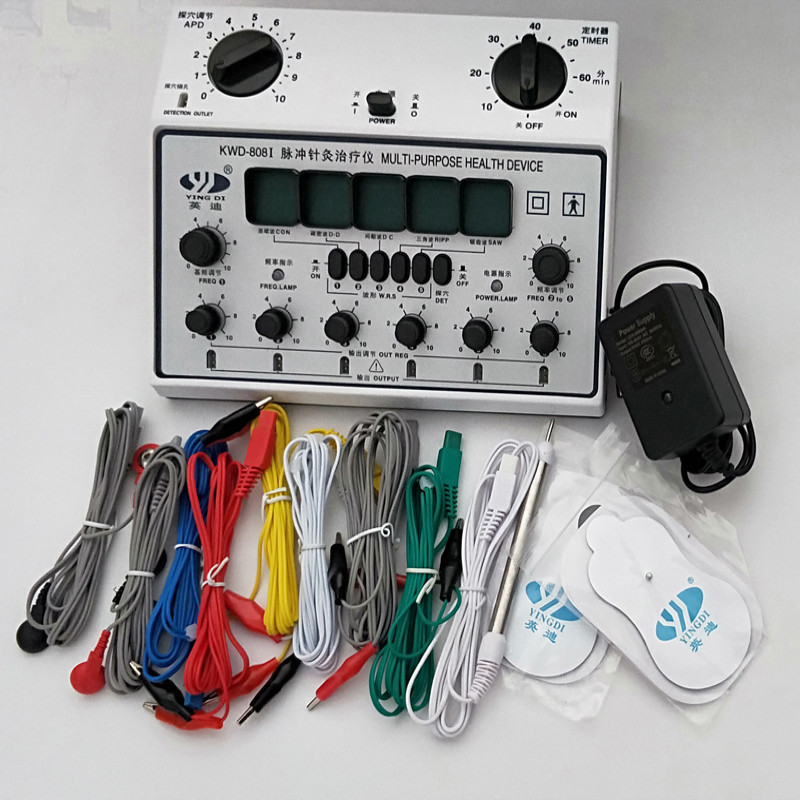 NEW kwd808 Chinese medicine treatment pulse electrotherapy acupuncture stimulator treatment machine massager