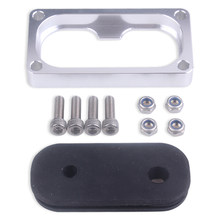 Billet Shifter Cabo Grommet Mount Kit Para Honda Civic Integra Firewall K20 K20A2 K20Z Acessórios Do Carro(China)