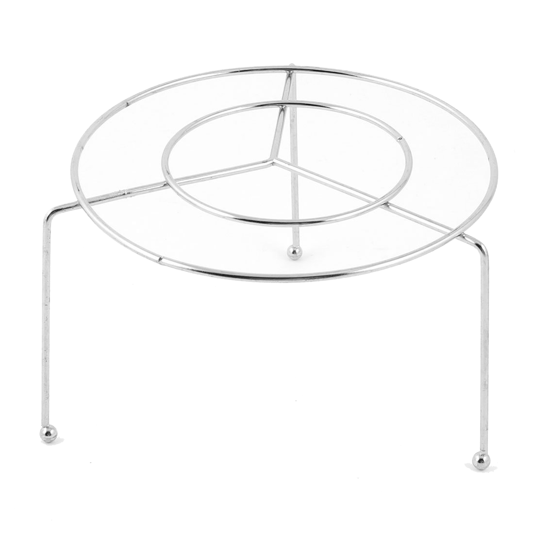Stainless Steel Food Steaming Stand Steamer Rack 11.5cm Dia