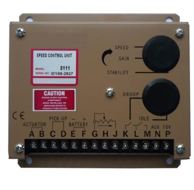 Speed Controller ESD5111 For Diesel Alternator Generator Parts Accessory generator speed controller 3098693