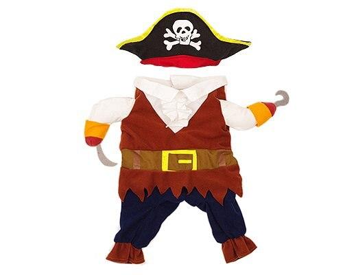 Цвет: пиратский костюм