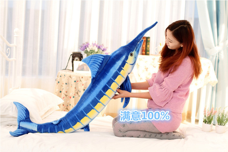 large 140cm toy ,simulation tuna fish plush toy cushion, throw pillow birthday gift b4920 large 75cm simulation dairy cow plush toy doll throw pillow birthday gift b0417