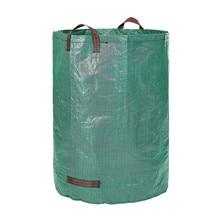 Садовая сумка набор листьев мешок для садовых отходов 120L шкаф Органайзер подвесной органайзер сумка для хранения