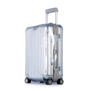 Image 4 - Transparante Bagage Cover Voor Rimowa Rits Reizen Koffer Cover Reizen Accessoires Clear Bagage Protector Cover voor Rimowa
