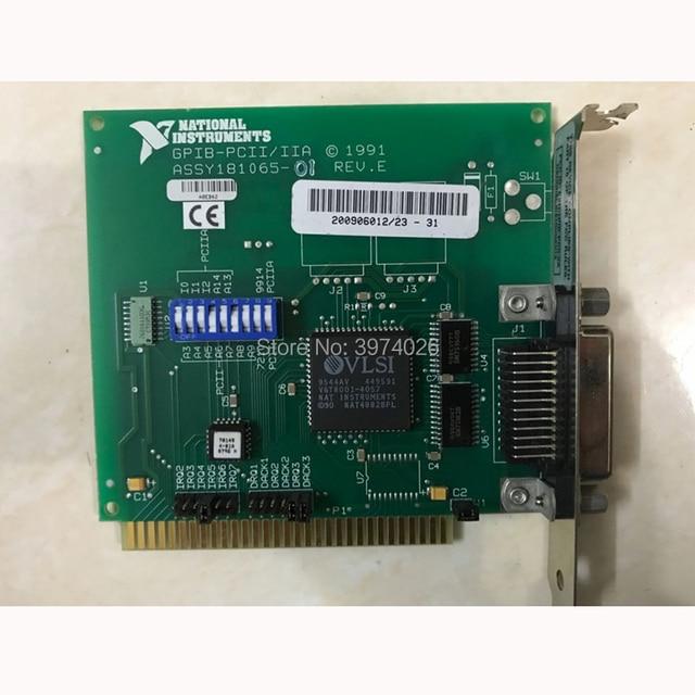 GPIB PCII IIA DRIVER FOR MAC