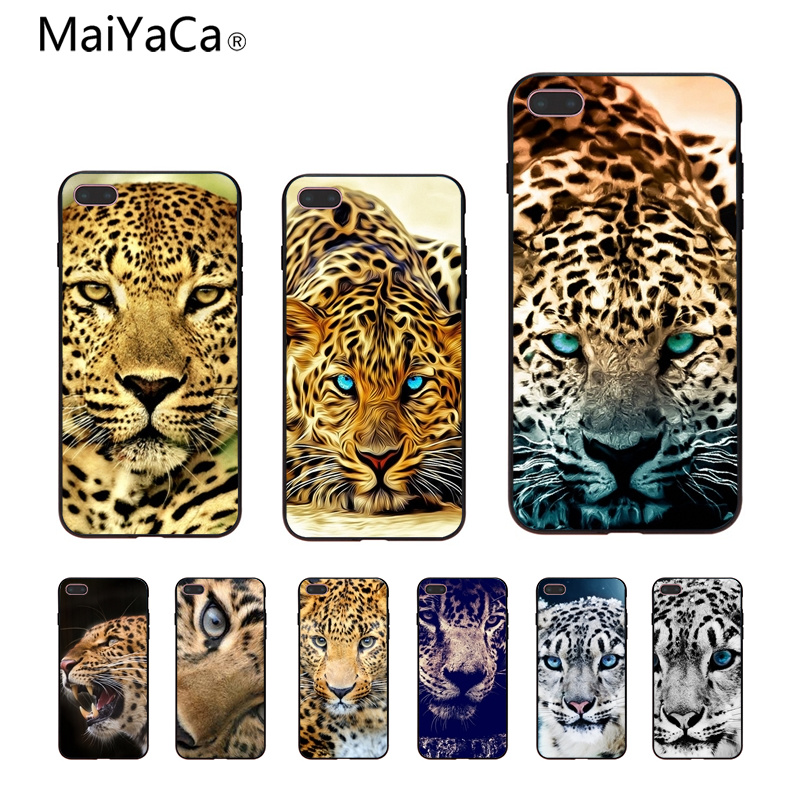 MaiYaCa 2018 New big head Black TPU Soft Rubber Phone Case For iphone 6 6s 6plus 6S plus 7 7plus 8 8plus 5 5s 5C Case cover