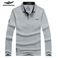 AFS JEEP 2017 New Arrival Men S Long Sleeve T Shirt Cotton Brand Spring Fashion Casual