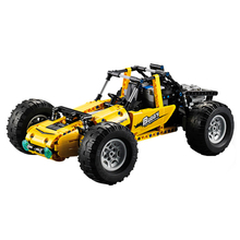 block toys Technic  All-terrain Vehicle RC Super Sports Car Speed Champions Building Block Brick DIY Toys For Children Gifts