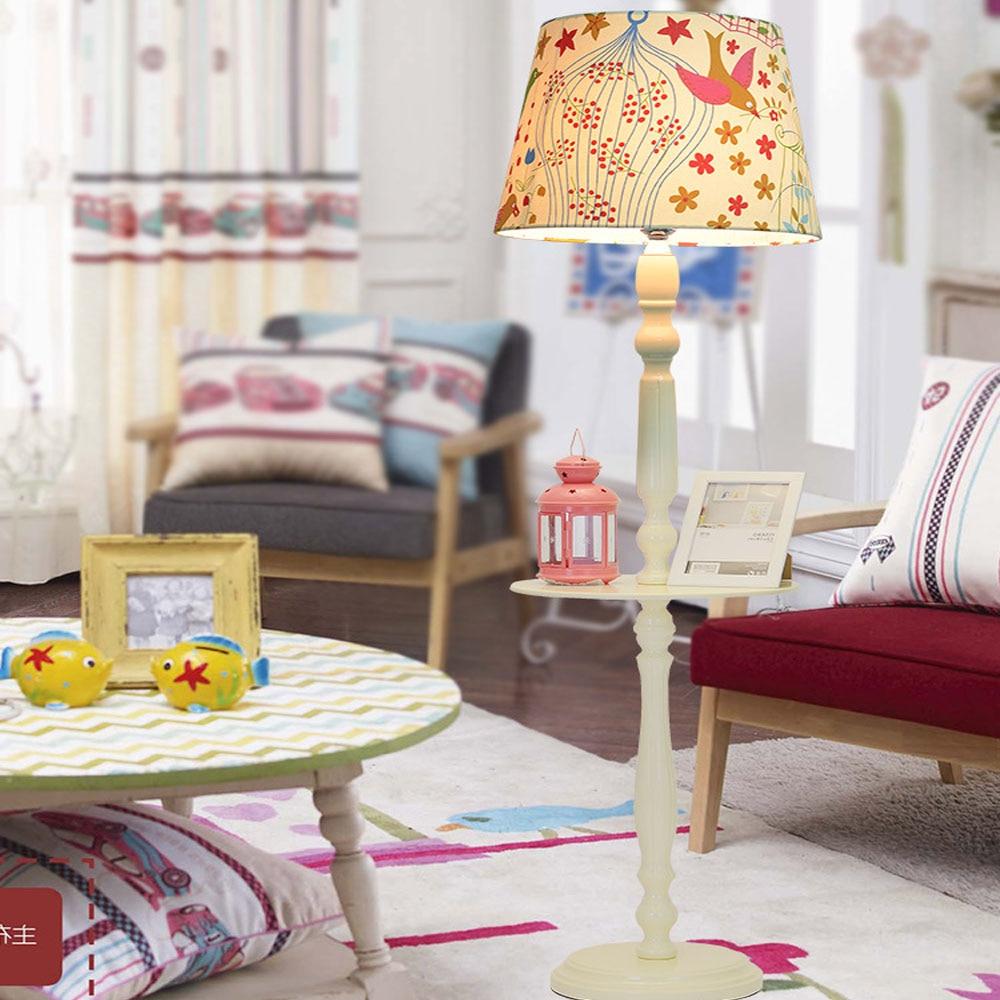 Vergelijk prijzen op Wooden Standing Lamps - Online winkelen ...