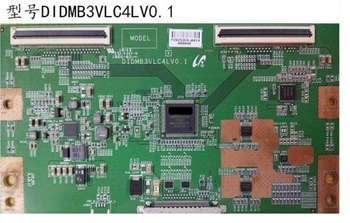 logic Board DIDMB3VLC4LV0.1 for connect with 82 inch T-CON connect board