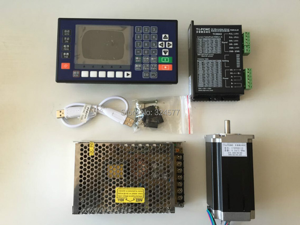 1 Axis Cnc Controller Kits For Cutting Packing Lathe Welding Feeding Milling Punching Drilling