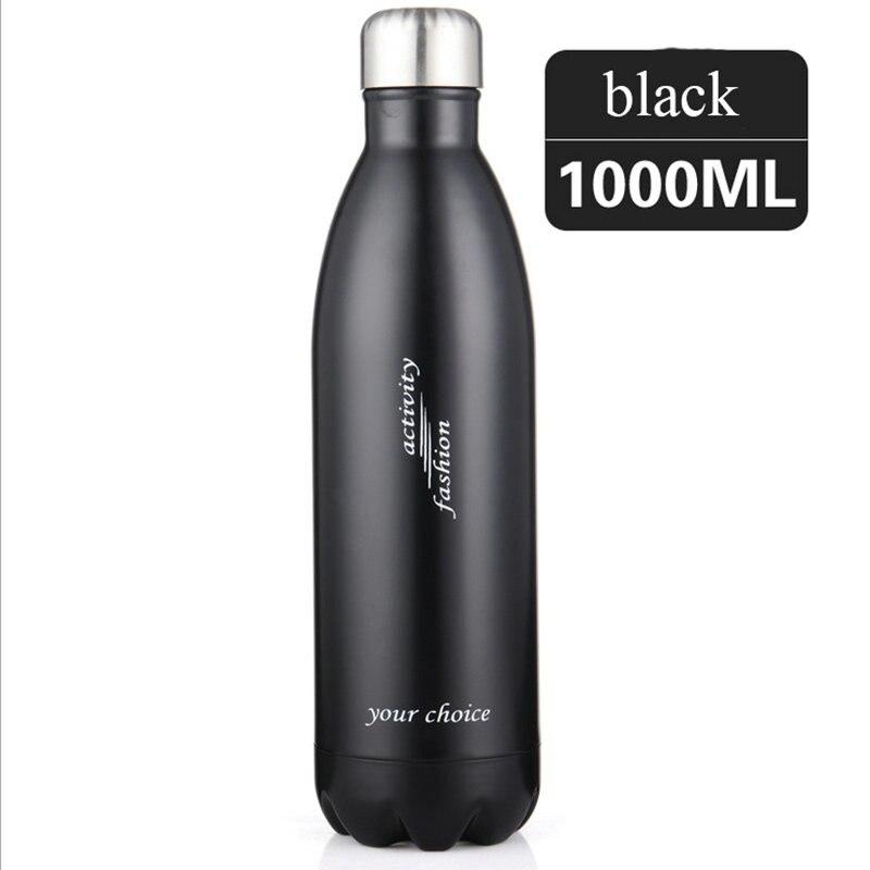 새로운 차가운 컵 스테인리스 304 보온 냄비를 유지 패션 진공 보온병 병 가정용 온수 절연 보틀
