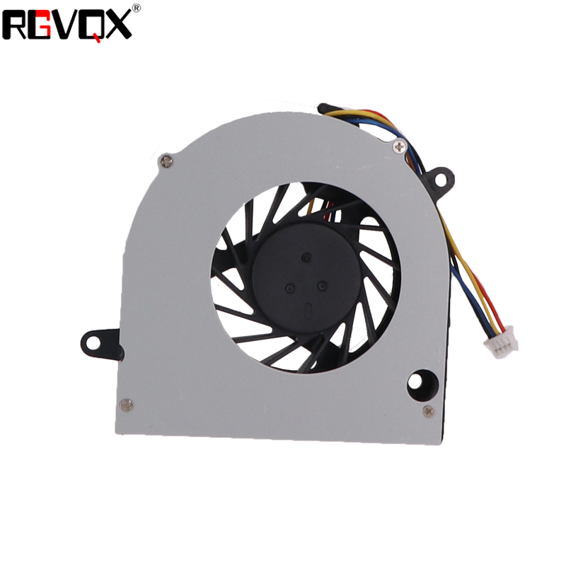 Купить с кэшбэком NEW Laptop Cooling Fan For LENOVO G460 G560 PN: AB7205HX-GC1 MG65130V1-Q000-S99 CPU Cooler Radiator Replacement