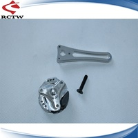 Top quality Big Speed 3 Pin (clutch shoes) 4 stage adjustable Clutch for 1/5 HPI RV KM RC car engines parts
