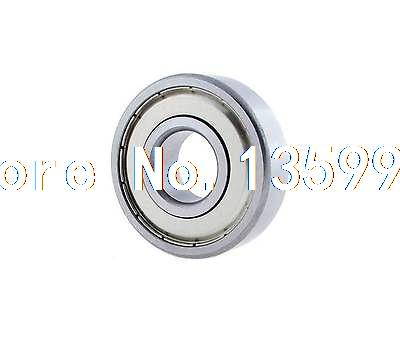 (50) 5 x 19 x 6mm 635zz Shielded Deep Groove Ball Motor Radial Berinng(50) 5 x 19 x 6mm 635zz Shielded Deep Groove Ball Motor Radial Berinng